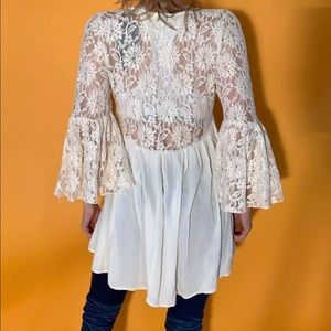 Ungee Lacey blouse